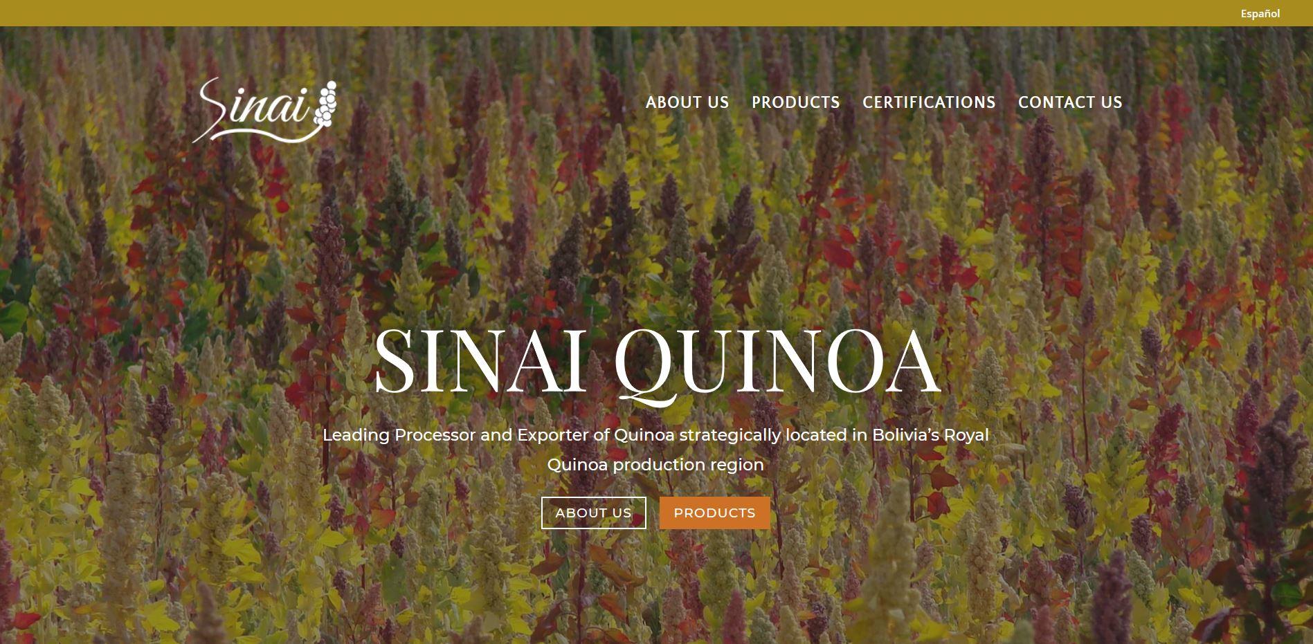 Sinai Quinoa Home